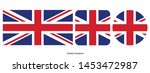united kingdom flag icon united ... | Shutterstock .eps vector #1453472987
