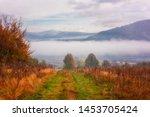 Amazing Nature  Scenic Autumn...