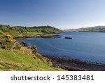 Castle On Dunvegan Loch  Isle...