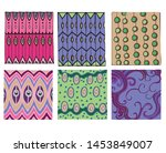 large collection of models for... | Shutterstock .eps vector #1453849007