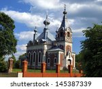 Picturesque Orthodox Church Of...