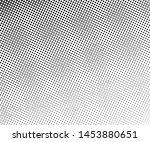 halftone background. comic... | Shutterstock .eps vector #1453880651