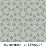seamless pattern for textile... | Shutterstock .eps vector #1453900277