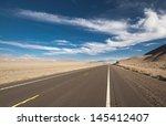 Endless Roads In Arizona Deser...
