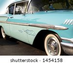 A 1958 Classic Car  The Chevy...