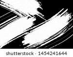 grunge black and white abstract ... | Shutterstock . vector #1454241644