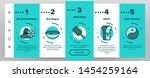 spa beauty service vector... | Shutterstock .eps vector #1454259164
