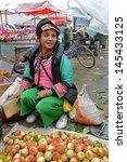 dali  china   june 15  chinese... | Shutterstock . vector #145433125