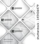 eps10 vector metallic... | Shutterstock .eps vector #145436479