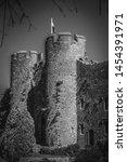 Castle In Amberley Sussex In...