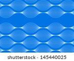 vector illustration of a wave... | Shutterstock .eps vector #145440025