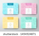 cinnamon  clove  mint and...   Shutterstock .eps vector #1454524871