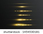 abstract lines with glow light... | Shutterstock .eps vector #1454530181