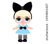 Cute Doll For Baby. Blonde In...