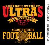 logo ultras  badges  labels or...   Shutterstock .eps vector #1454994827