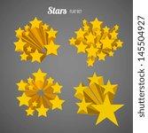 stars | Shutterstock .eps vector #145504927