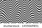 wavy graphic background.... | Shutterstock .eps vector #1455069851