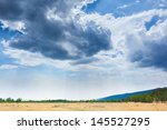 Beautiful Clouds In Blue Sky...