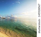 beach | Shutterstock . vector #145528567