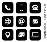 set of web symbol for web...