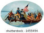George Washington Crossing The...