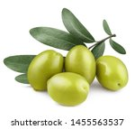 Delicious Green Olives With...