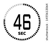 the 46 second countdown timer...