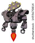 mech containing elements  many... | Shutterstock . vector #1455670814