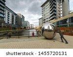 leeds  england   united kingdom ... | Shutterstock . vector #1455720131