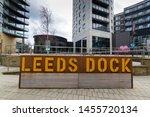leeds  england   united kingdom ... | Shutterstock . vector #1455720134