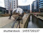 leeds  england   united kingdom ... | Shutterstock . vector #1455720137