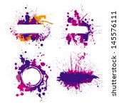 color index blot | Shutterstock .eps vector #145576111