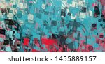 artistic sketch. creative art.... | Shutterstock . vector #1455889157