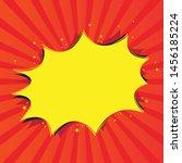 offer splash  splash ... | Shutterstock .eps vector #1456185224