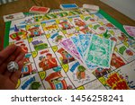 durham  uk   20th july 2019 ... | Shutterstock . vector #1456258241