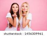 Photo Of Two Coquettish Ladies...