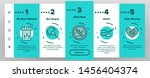 sperm cells onboarding mobile... | Shutterstock . vector #1456404374
