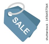 price tag  sale label  .... | Shutterstock .eps vector #1456457564