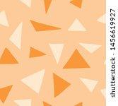 triangle geometrical pattern...   Shutterstock .eps vector #1456619927