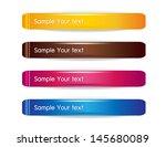 set labels. vector.  | Shutterstock .eps vector #145680089