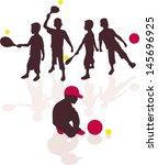 kids   Shutterstock .eps vector #145696925