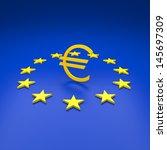 euro | Shutterstock . vector #145697309
