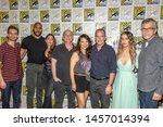 cast of marvel's agents of s.h... | Shutterstock . vector #1457014394