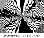 abstract multicolor texture... | Shutterstock . vector #1457107784