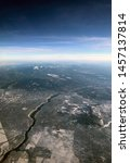 Aerial View Of Danville  Ca