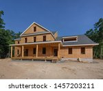 New House Construction In The...