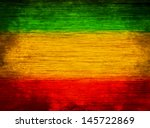 background wood  green  yellow  ... | Shutterstock . vector #145722869