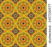ceramic tile  portuguese tiles...   Shutterstock .eps vector #1457230577