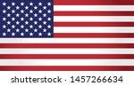 united states of america flag... | Shutterstock .eps vector #1457266634