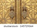 The Golden Door Knockers Of Th...